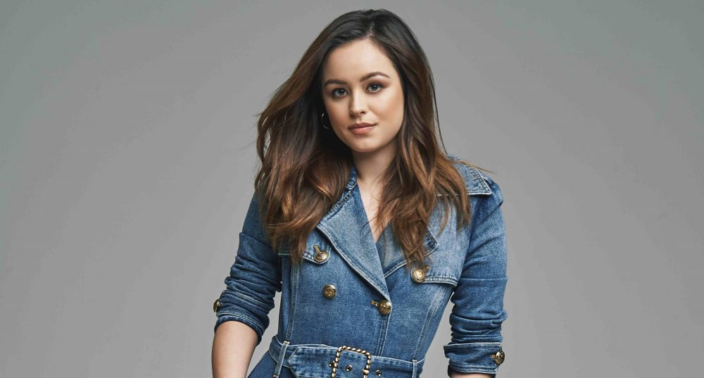 Hayley Orrantia Talks Bittersweet New Song 'Find Yourself Somebody' + New Music Plans