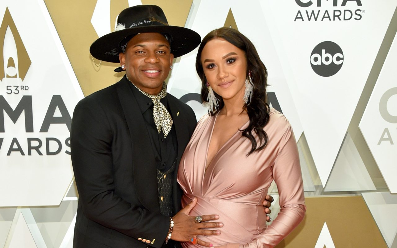 Jimmie Allen and Fiancee Welcome Baby Girl, Naomi