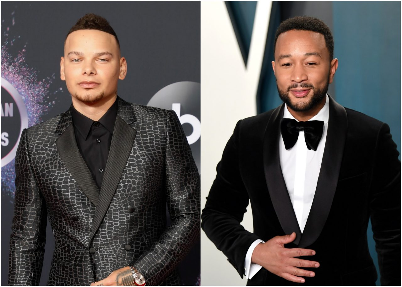 Kane Brown and John Legend Team Up for 'Last Time I Say Sorry'