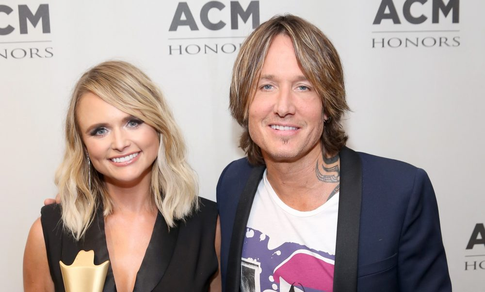 Keith Urban, Miranda Lambert to Perform on 2020 ACM Awards