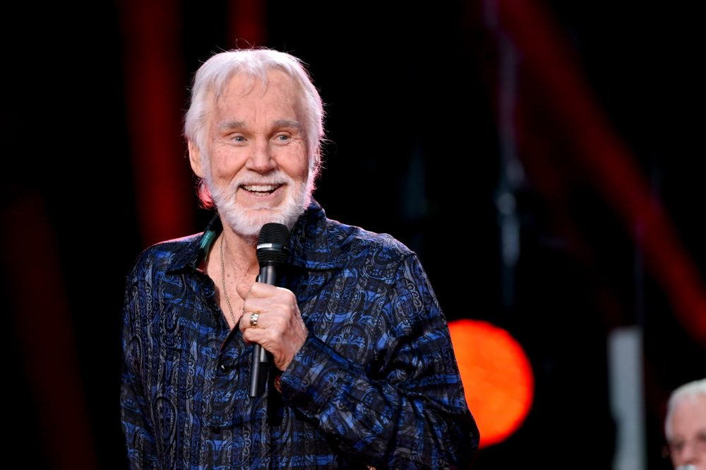 Hear Kenny Rogers Say 'Goodbye' in Rediscovered Ballad