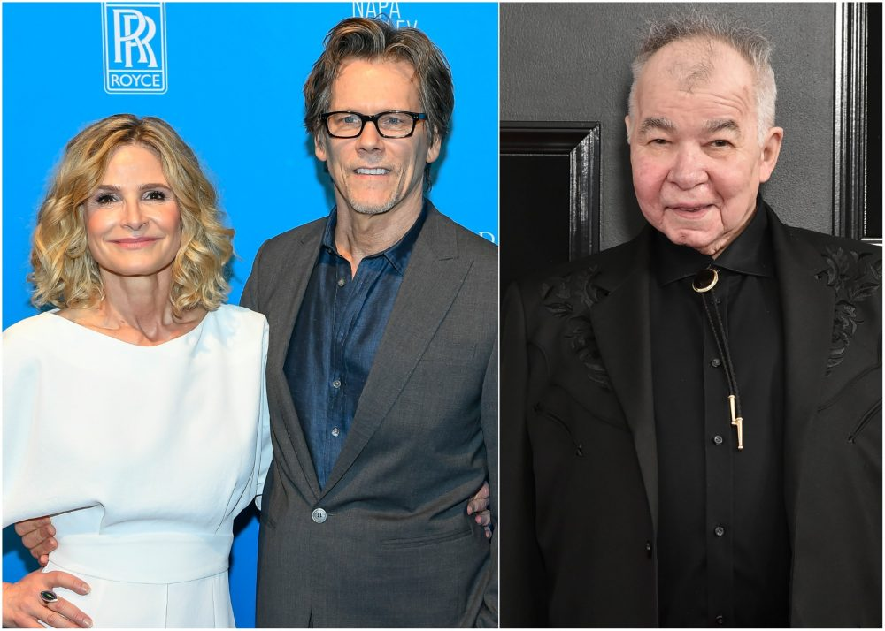 Kevin Bacon and Kyra Sedgewick Honor John Prine With Cover Song