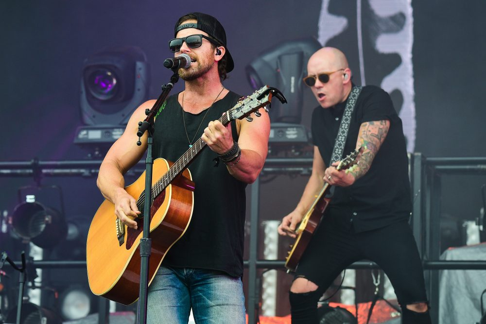 Kip Moore Announces Fourth Studio Album, 'Wild World,' Debuts Title Track