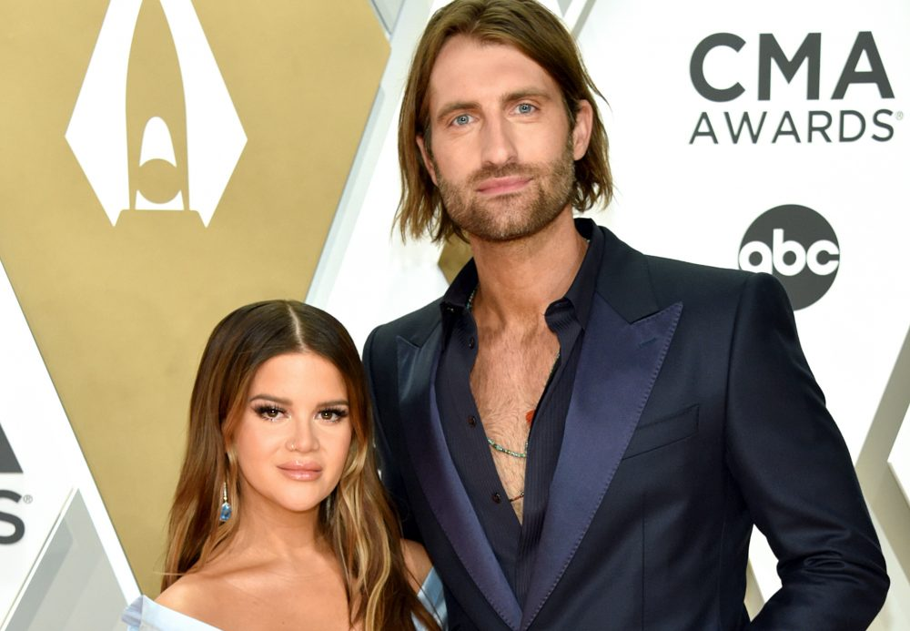Maren Morris and Ryan Hurd Welcome Baby Boy, Hayes Andrew
