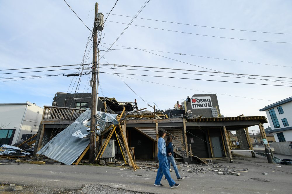 CMT, Red Cross and WSMV Hosting Telethon for Nashville Tornado Relief