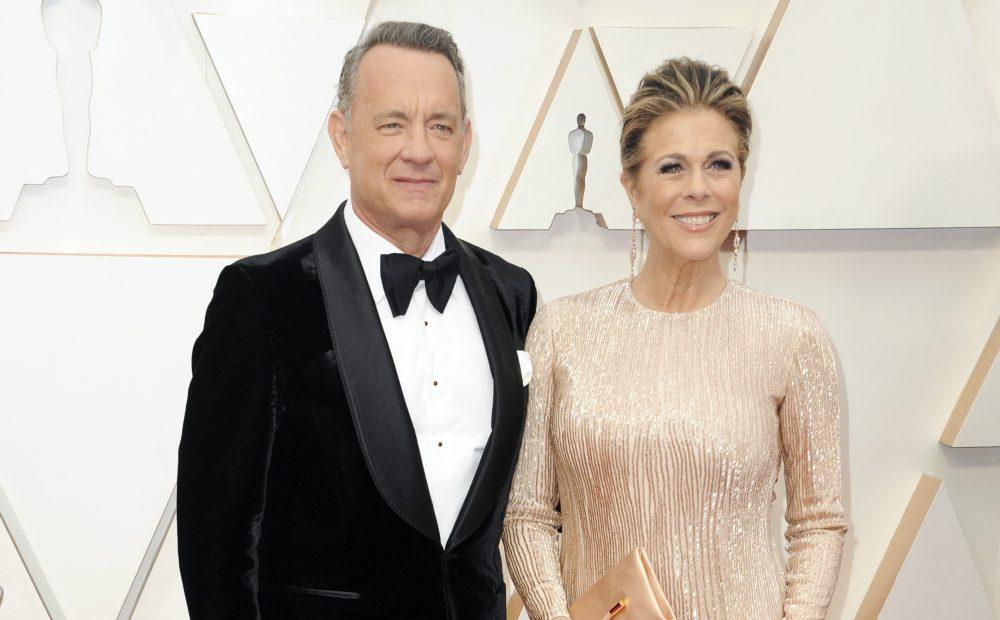 Rita Wilson and Tom Hanks Test Positive For Coronavirus