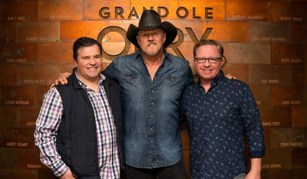 Trace Adkins Signs Label Deal, Plans New 'Better Off' Single