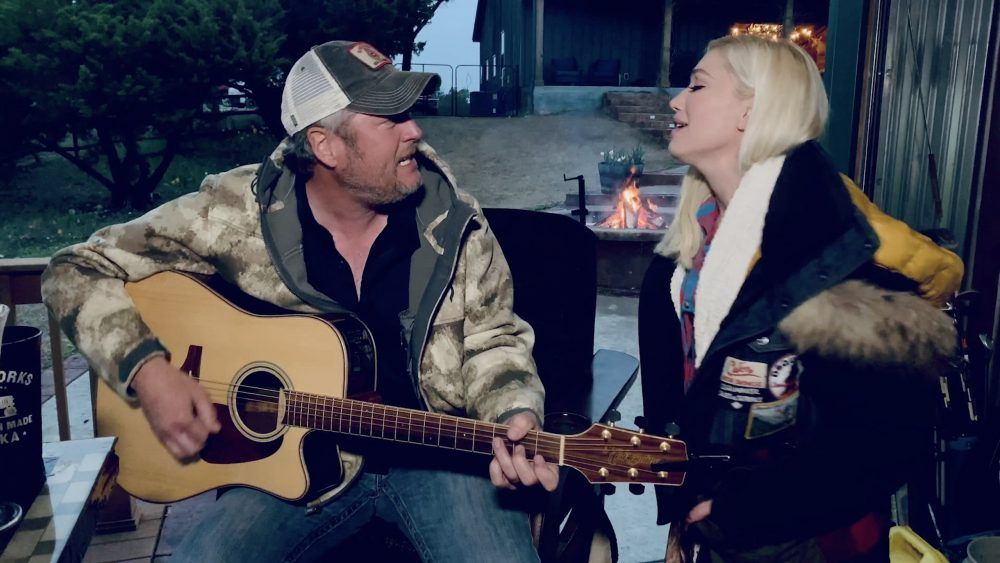 See Blake Shelton and Gwen Stefani's Electrifying 'Nobody But You' Performance