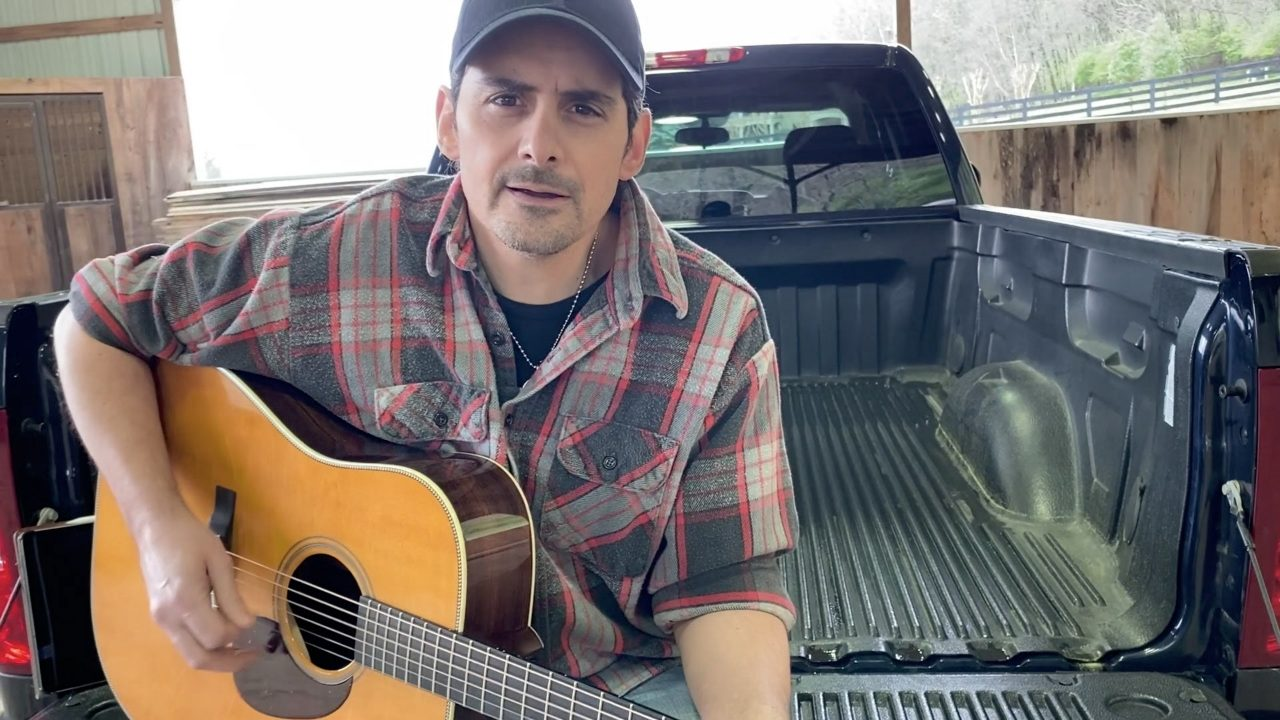 Watch Brad Paisley and Darius Rucker Team Up on ACM Presents: Our Country