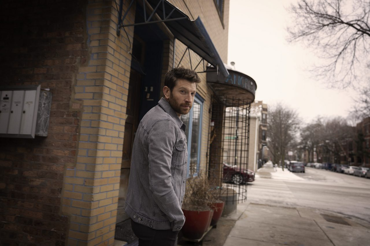 Brett Eldredge Goes Back in Time for 'Sunday Drive' Video