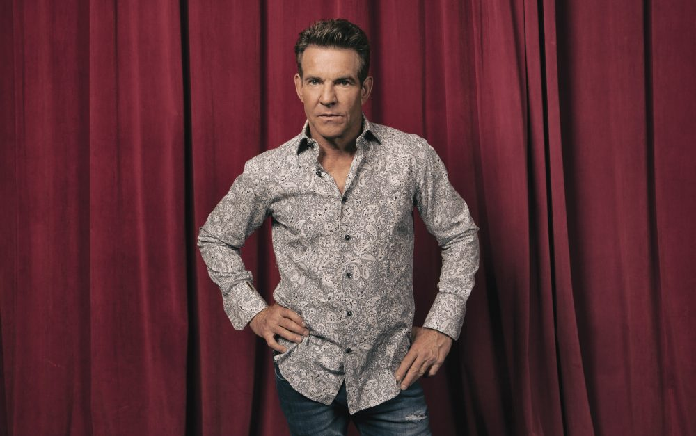 Dennis Quaid Launches New Podcast, 'The Dennissance'