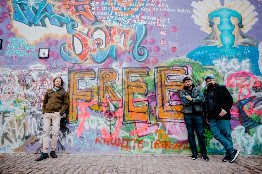 Photo Gallery: Home Free Takes Us On A Tour of Europe