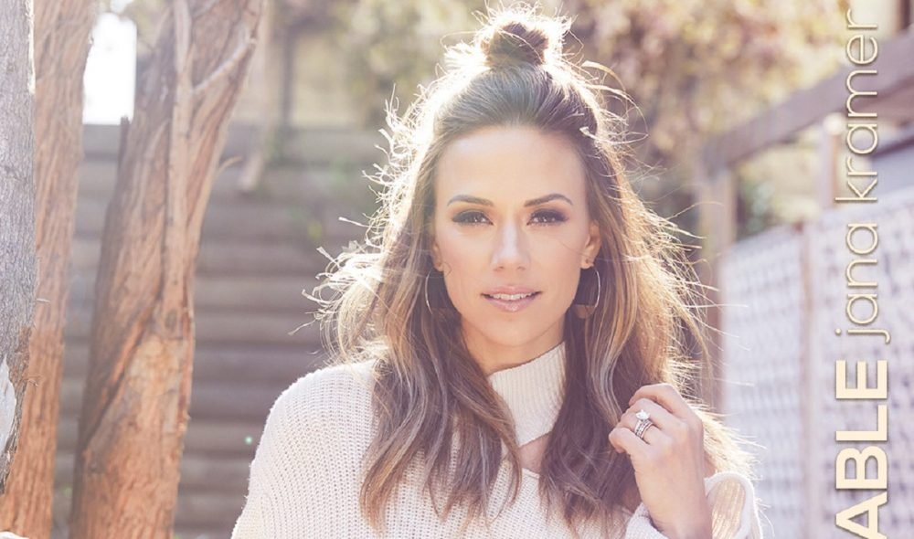 Jana Kramer Spreads Hope with New Single, 'Untouchable'