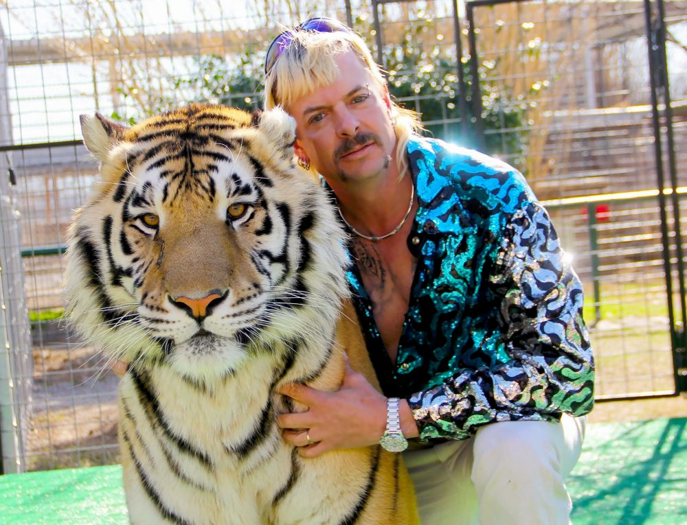 'Tiger King' Joe Exotic Allegedly Didn't Sing His Own Songs