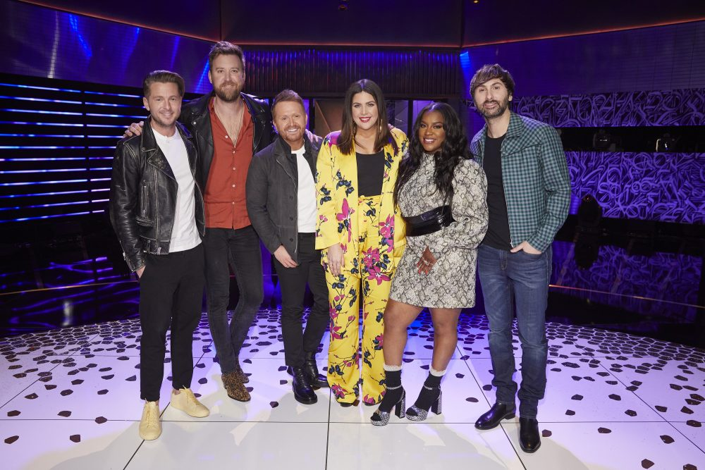 Songland Recap: Lady Antebellum Choose Bubbly Tune on Season Premiere