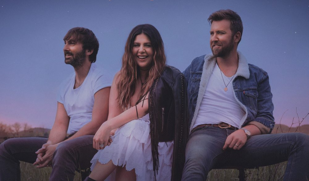 Lady Antebellum Pop Open 'Champagne Night' as New Single