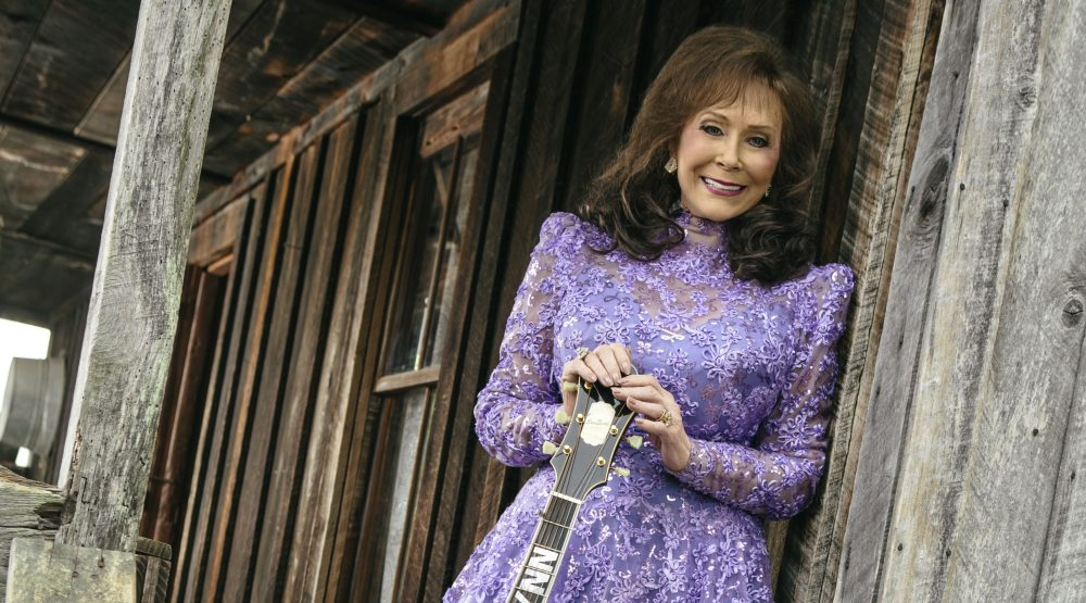 Enter For A Chance to WIN A Paperback Copy of Loretta Lynn's 'Coal Miner's Daughter'
