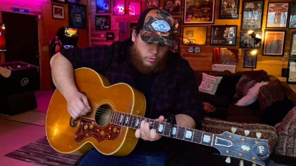 Luke Combs Brings 'Beautiful Crazy' to ACM Presents: Our Country