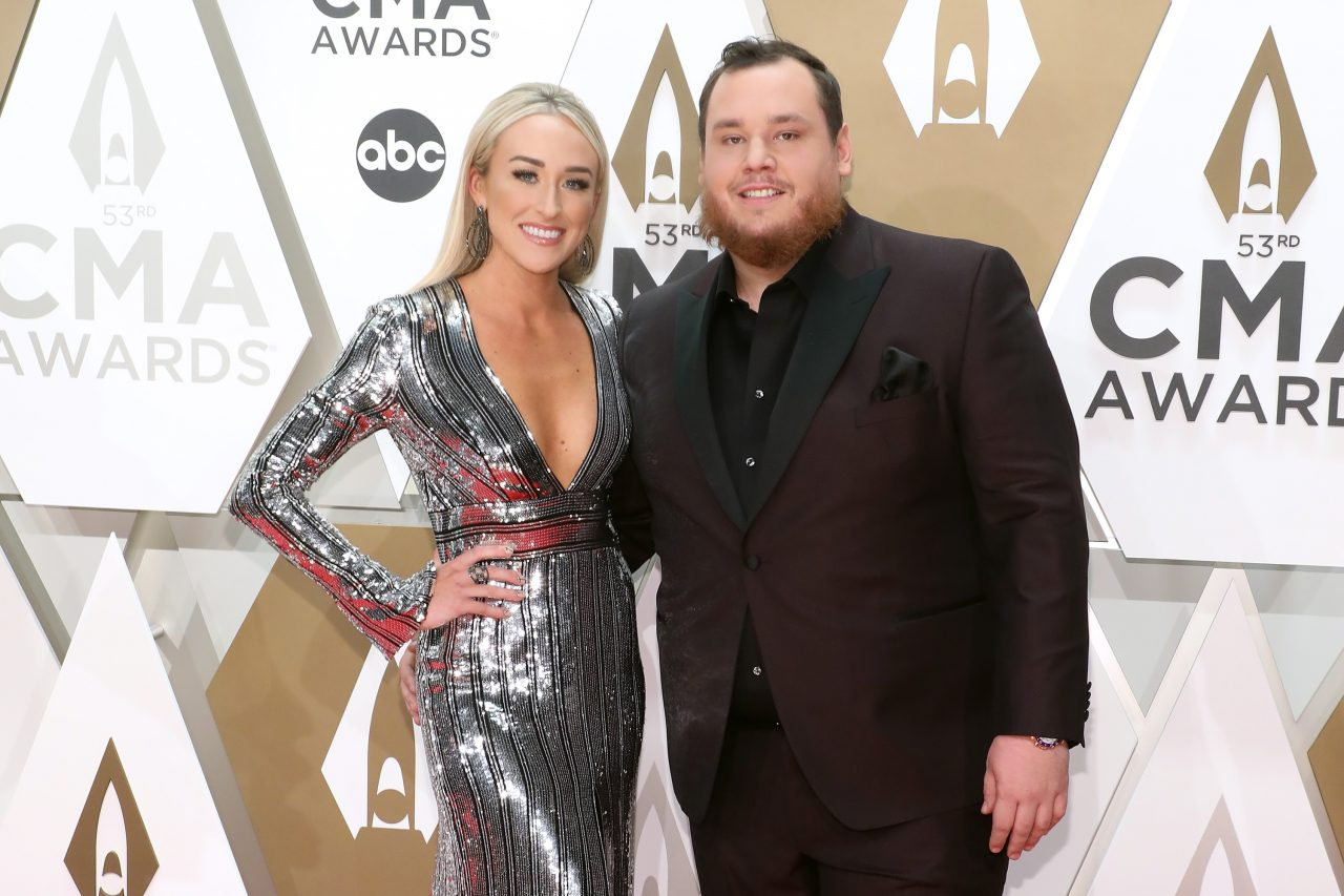 Luke Combs Says His Wedding Is Still 'All Systems Go'