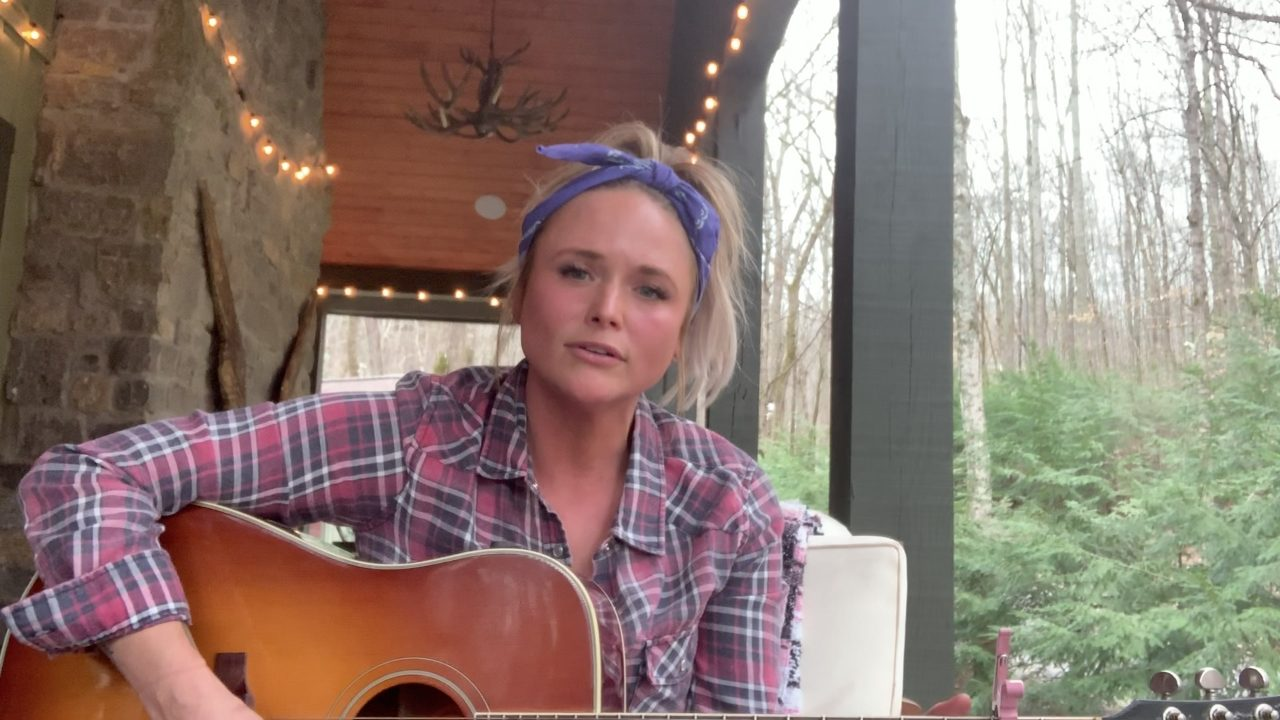 Miranda Lambert Offers Musical Medicine on 'ACM Presents: Our Country'