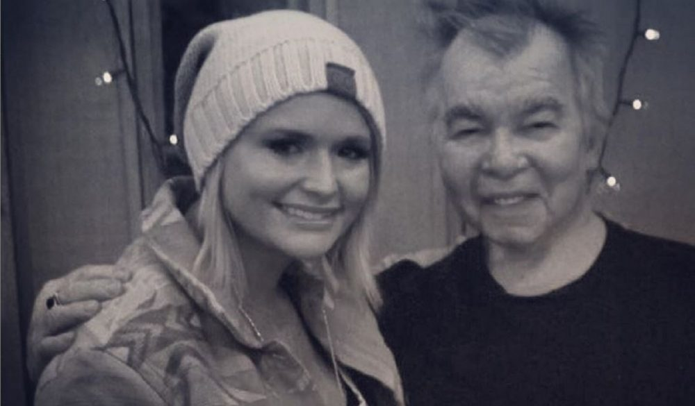 Miranda Lambert Remembers the Late, Great John Prine