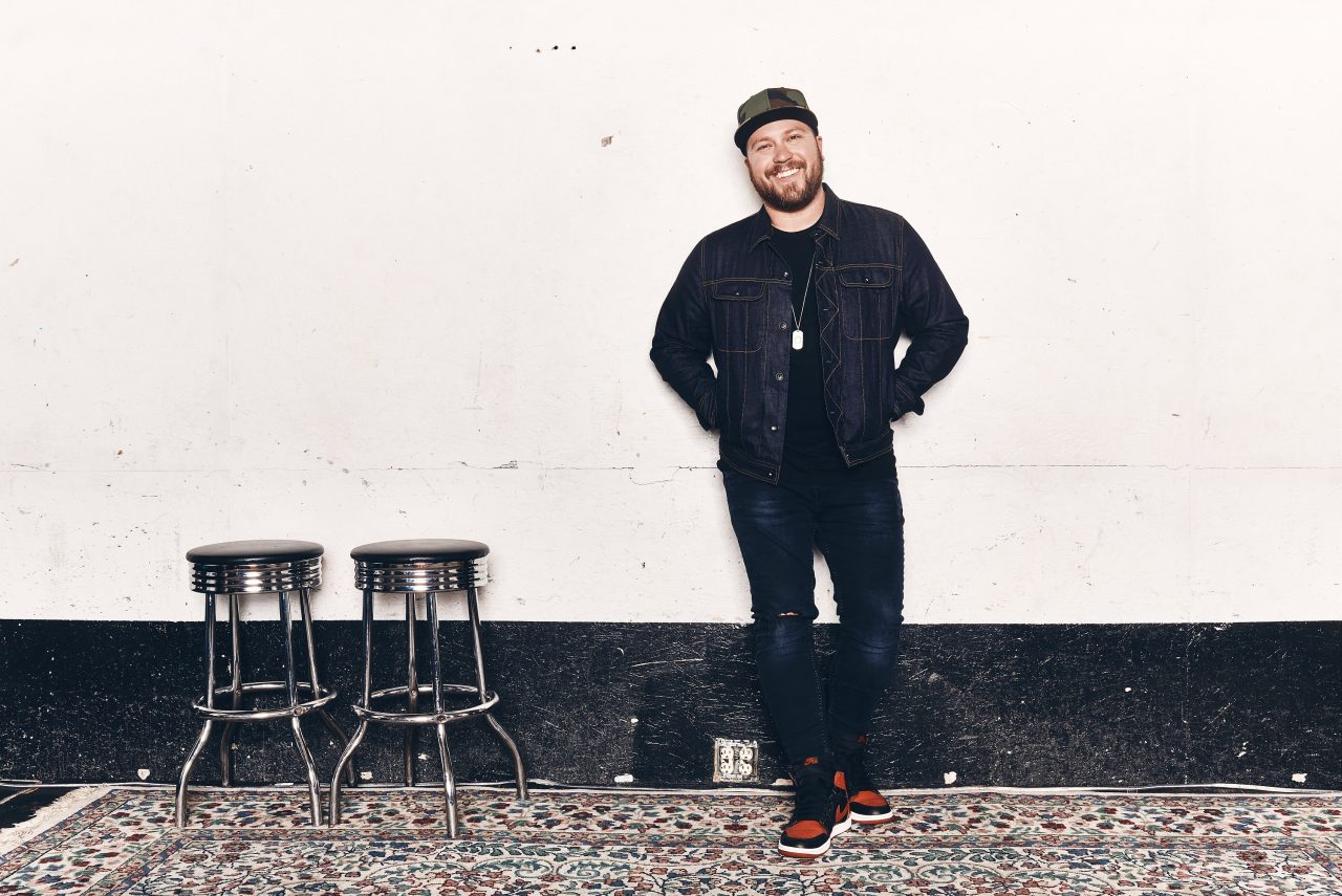 Mitchell Tenpenny Seizes the Day in New Single, 'Here'