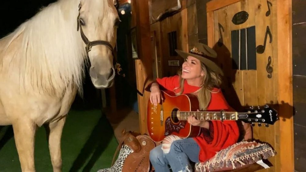 Shania Twain's Animals Co-Star in Her ACM Presents: Our Country Performance