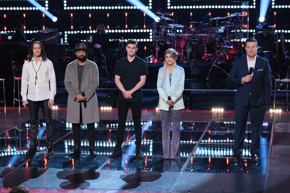 The Voice Recap: Knockout Rounds Complete With Four-Way Knockout Performance