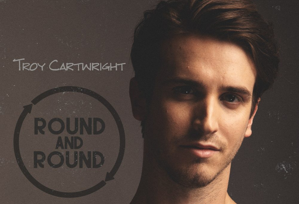 Troy Cartwright Deals with Vicious Cycles in 'Round and Round'