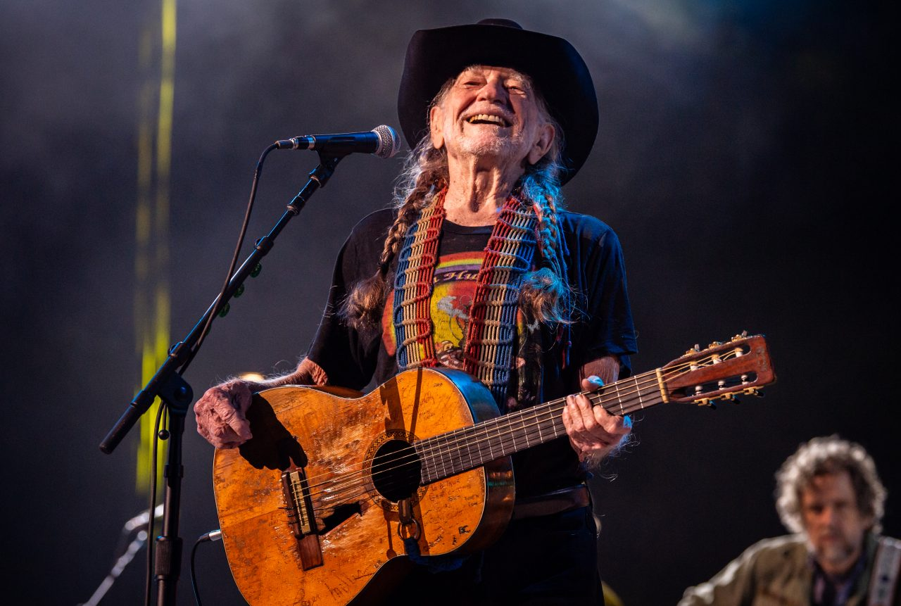 A&E Celebrates the Career of Willie Nelson in 'American Outlaw'