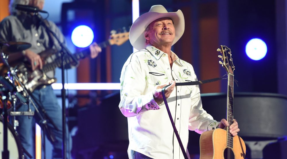 Alan Jackson Announces Back-to-Back Small Town Drive-In Concerts