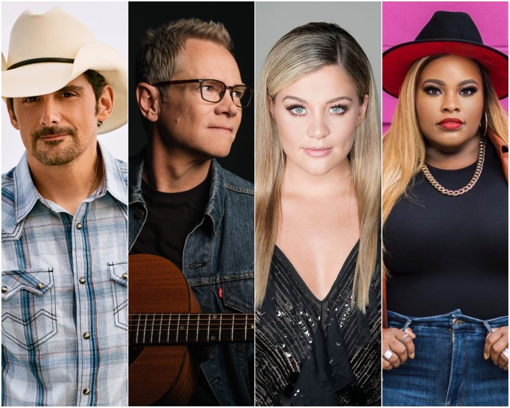 Steven Curtis Chapman, Brad Paisley and More Come 'Together' in Song