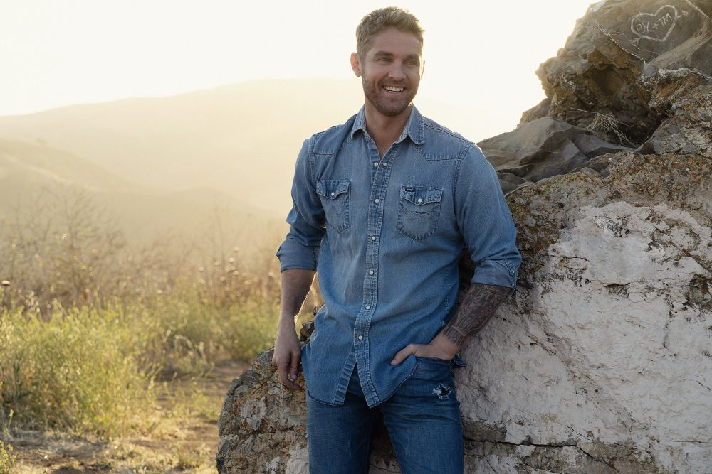 Brett Young Celebrates His Daughter's First Birthday