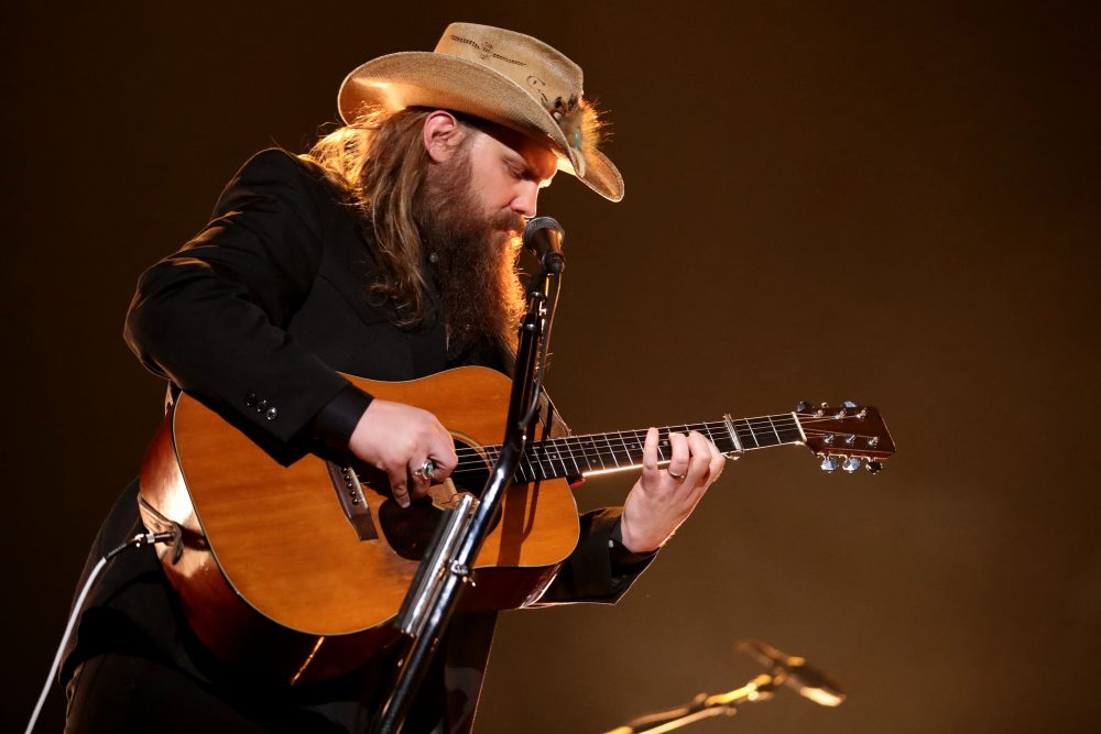 Chris Stapleton Reschedules All-American Road Show Tour For 2021