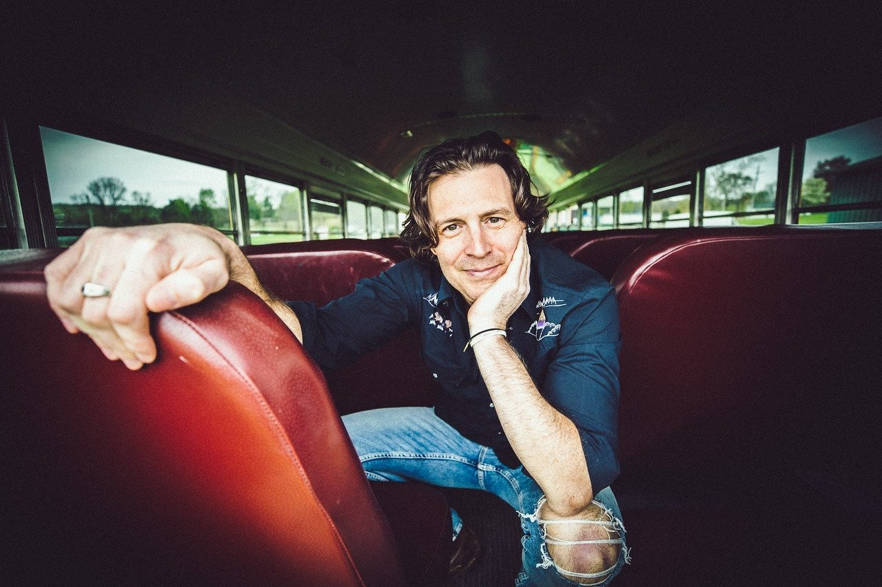 Clayton Anderson Releases Lighthearted Music Video for 'Struggle Bus'