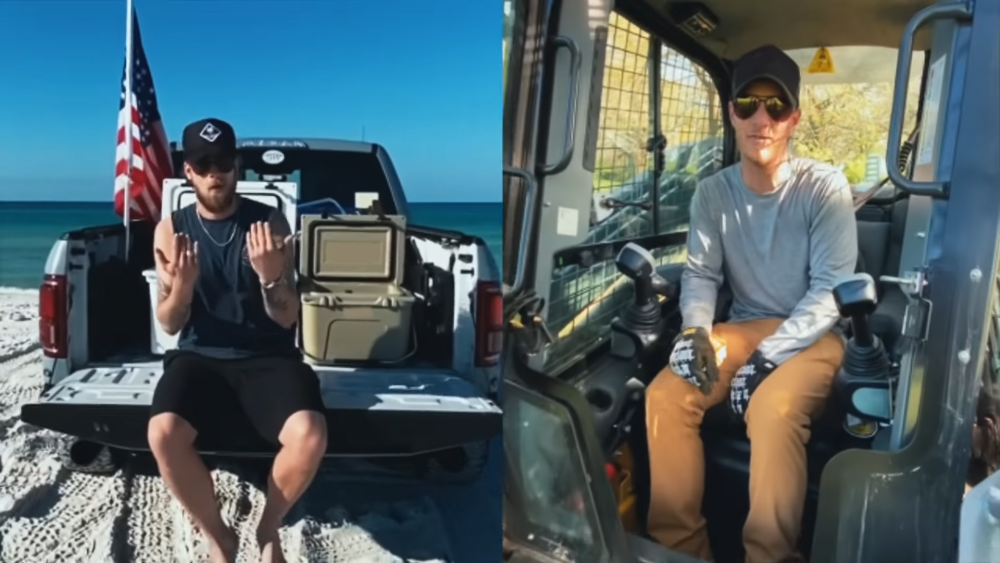 Florida Georgia Line Let Loose for 'I Love My Country' Video