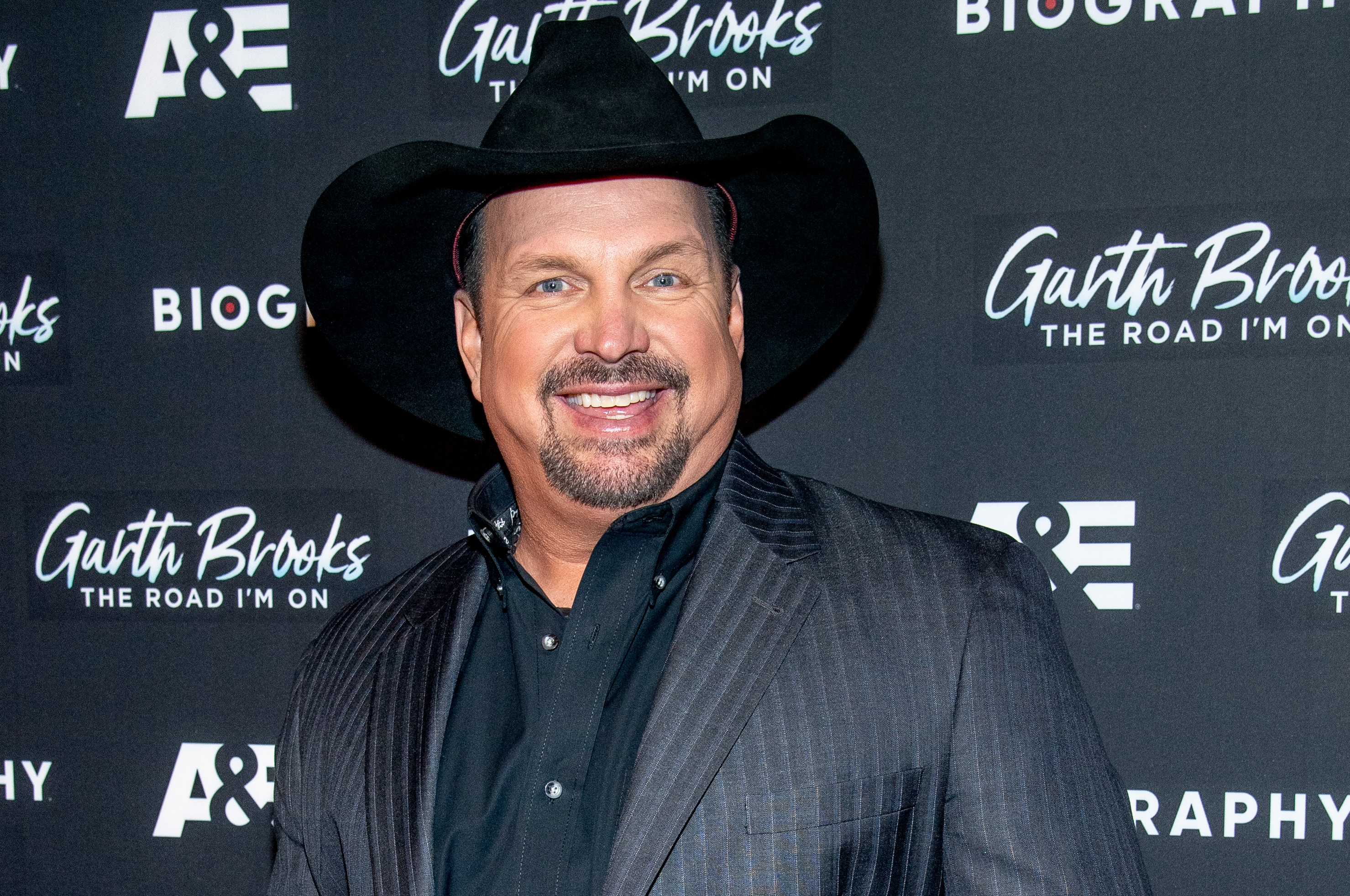 Garth Brooks Drops Two New Tracks From Fun Album Sounds Like