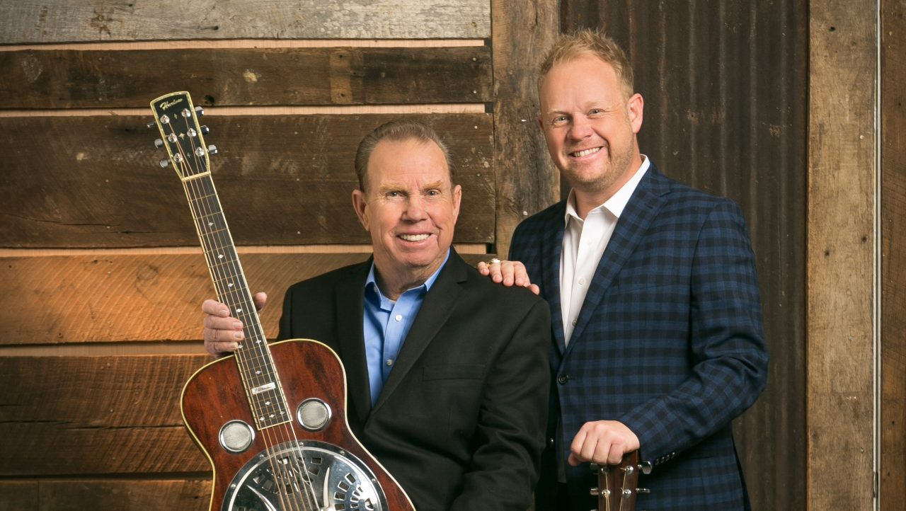 Jamie Dailey And His Dad, JB, 'Step Back in Time' on New Album
