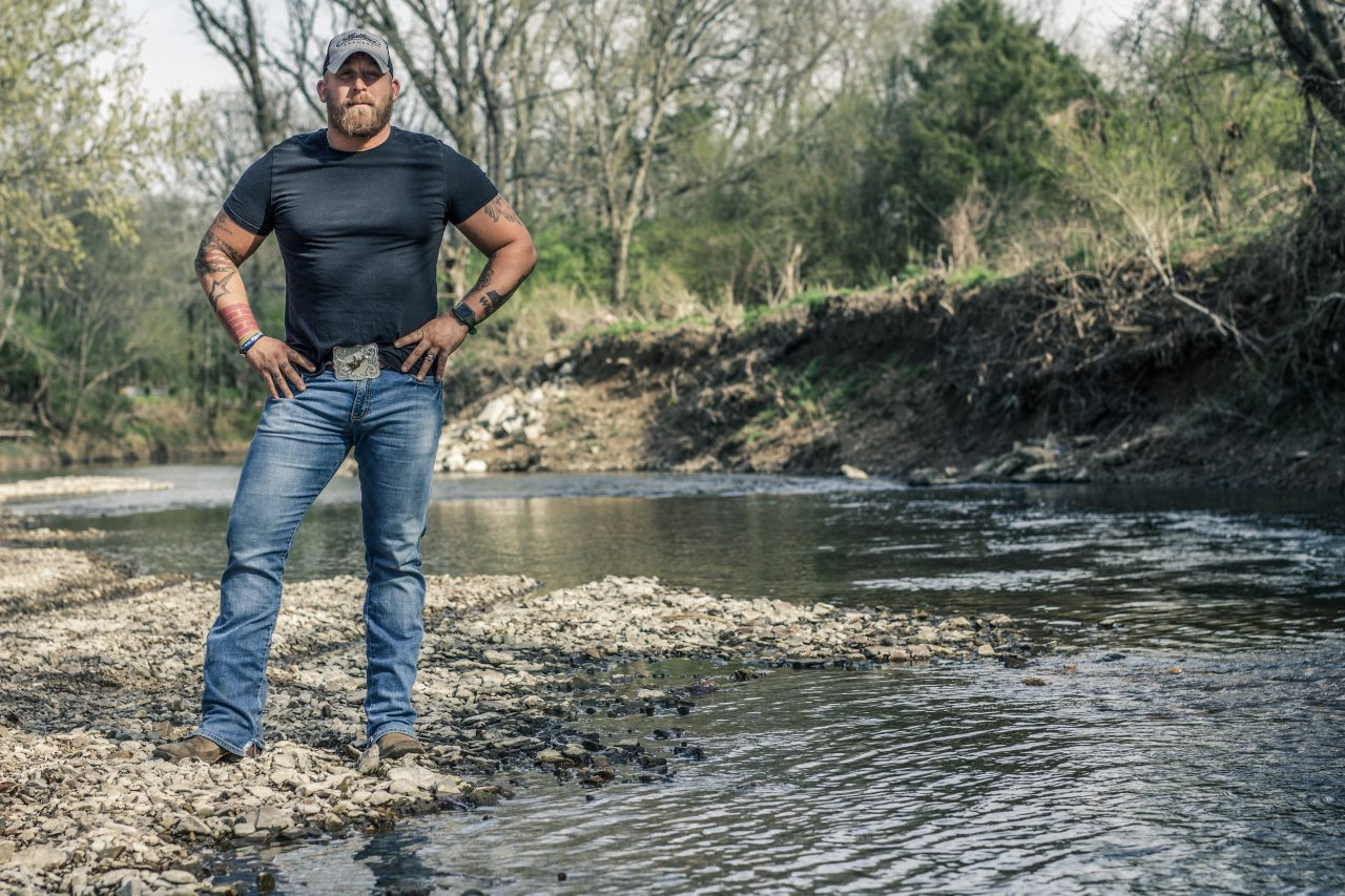 Jesse Keith Whitley Salutes Late Father With New Single