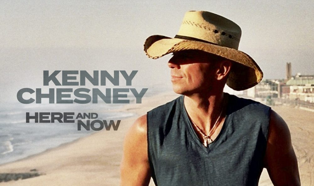 Kenny Chesney Scores 9th All-Genre Number One With 'Here and Now'