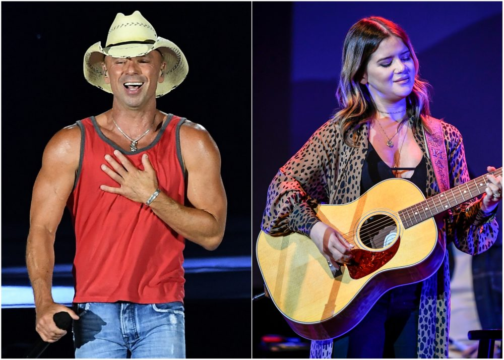 Kenny Chesney, Maren Morris Push Tours Back to 2021