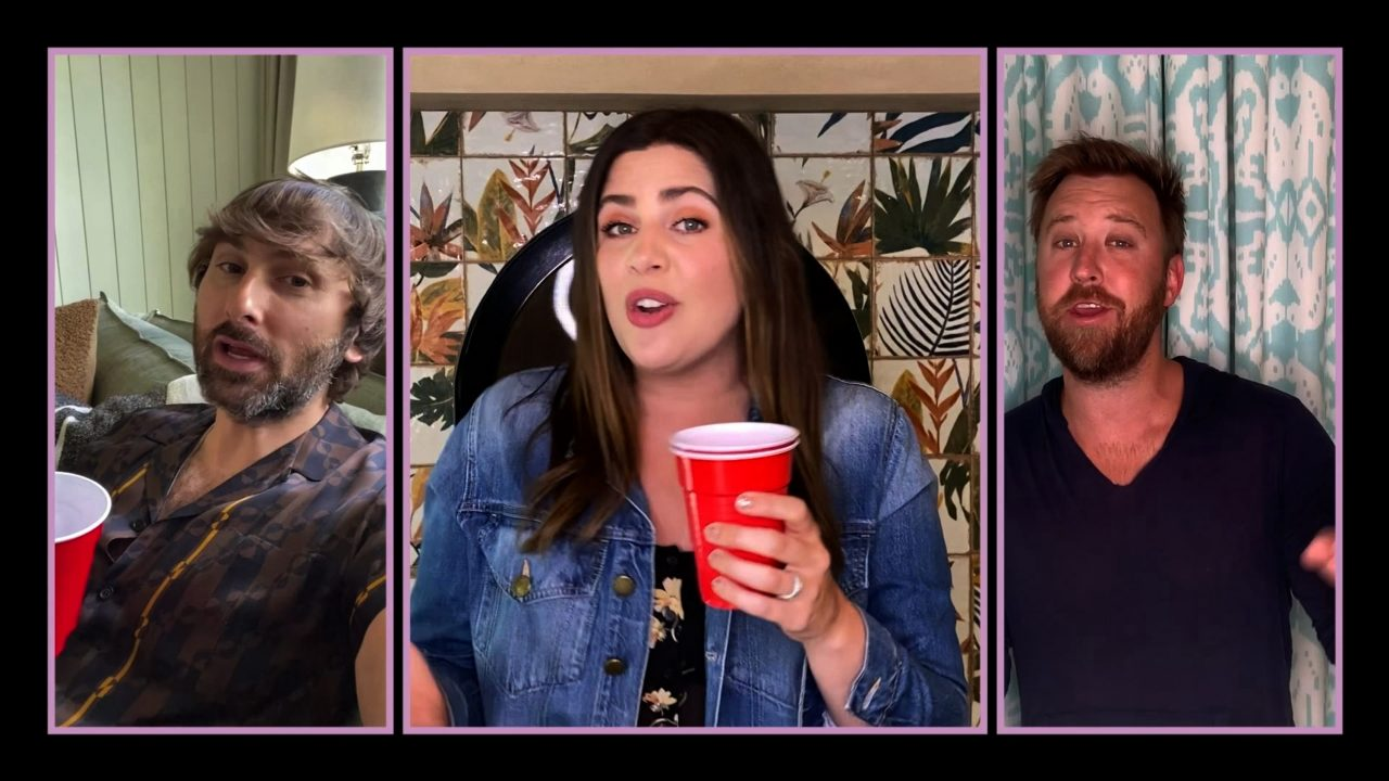 Lady Antebellum Turns 'The Voice' Finale Into A 'Champagne Night'