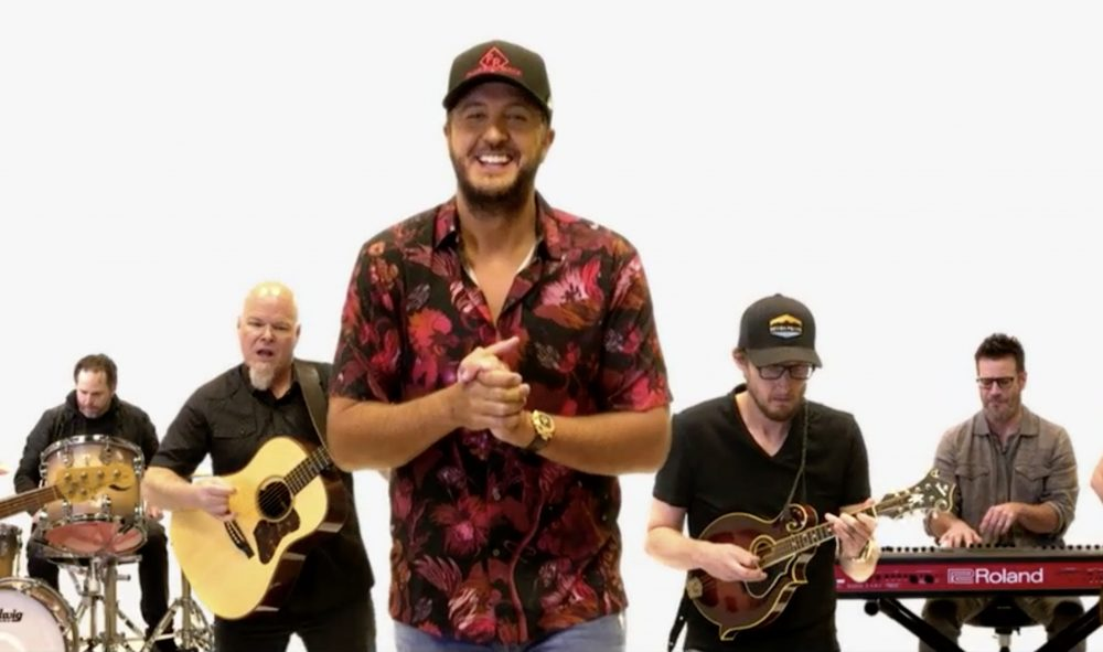 Luke Bryan Brings 'One Margarita' To American Idol Finale