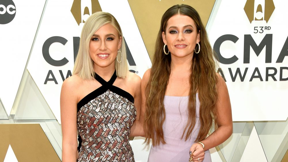 Maddie & Tae Share Their Wedding Days for 'Trying on Rings'