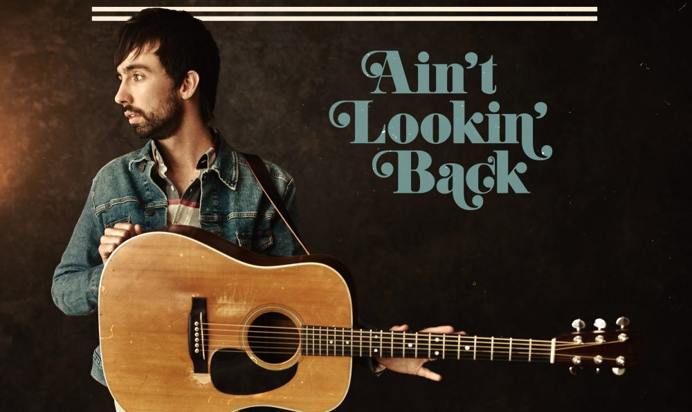Mo Pitney Announces Sophomore Album, 'Ain't Lookin' Back'
