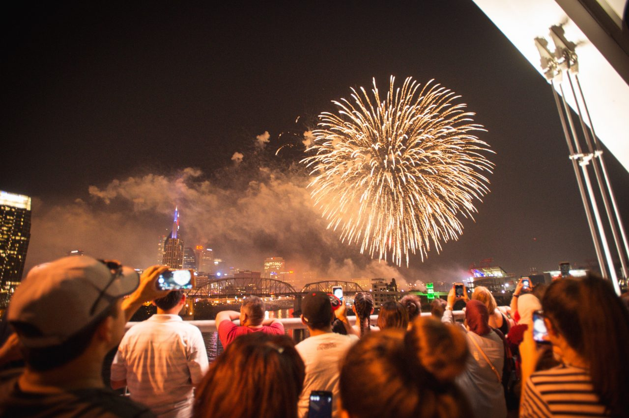 Nashville Cancels 2020 Fourth of July Block Party and Fireworks