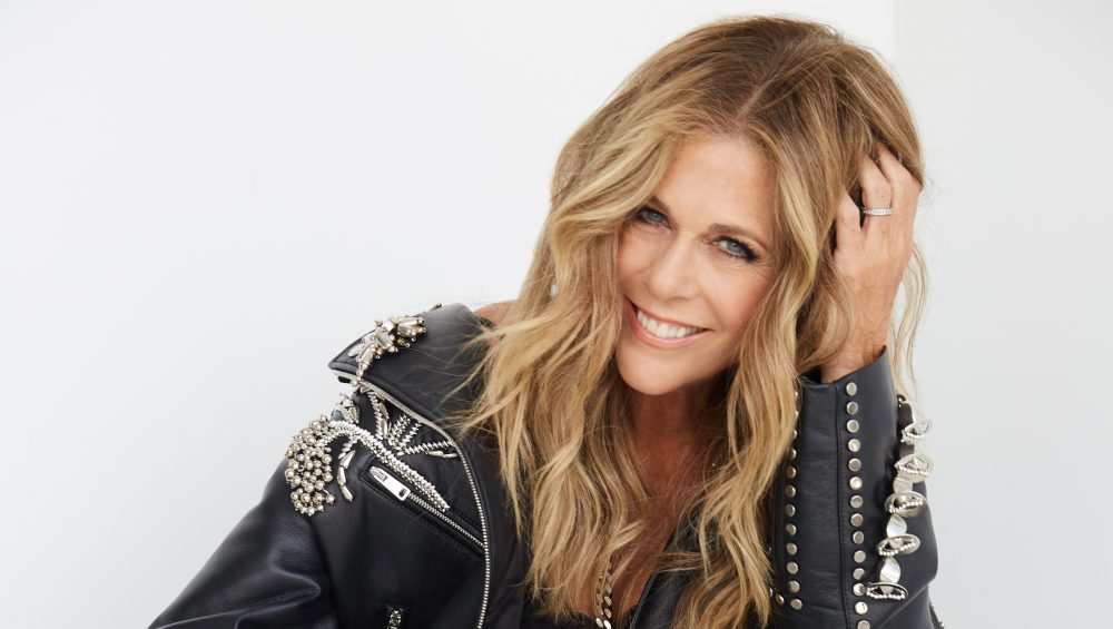 Rita Wilson Returns with New Song Celebrating Women in the Work Force