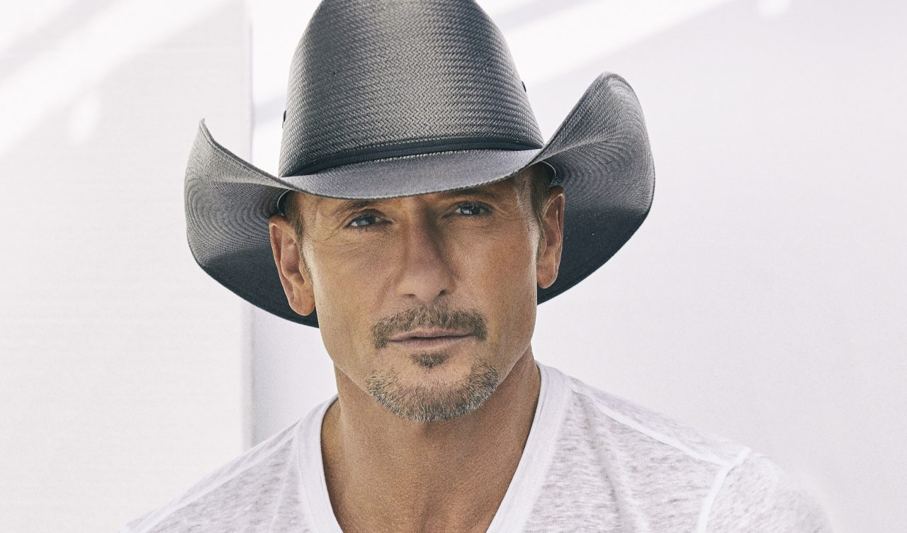 Tim McGraw Celebrates 44th Number One, 'I Called Mama'