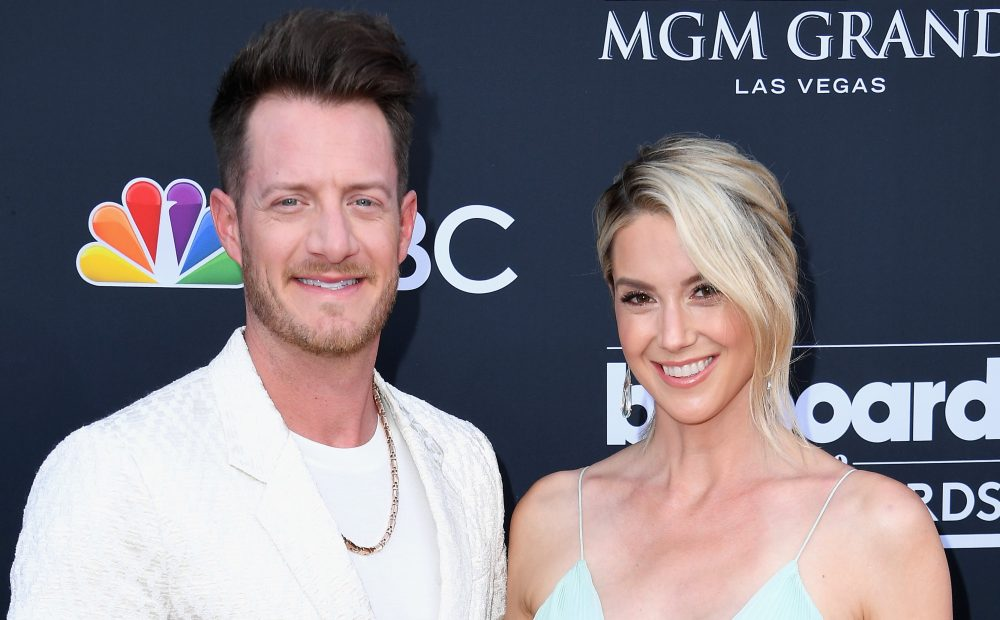 Tyler Hubbard And Wife Say They Are Done Having Kids After Third Baby Arrives