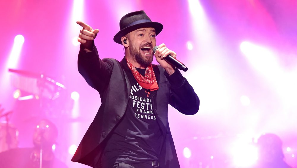 Justin Timberlake Joins Push for Major League Baseball in Nashville